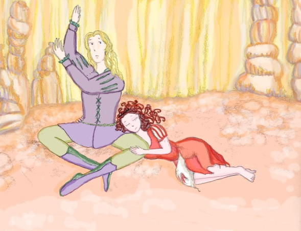 13. Sleeping Lady ERODE