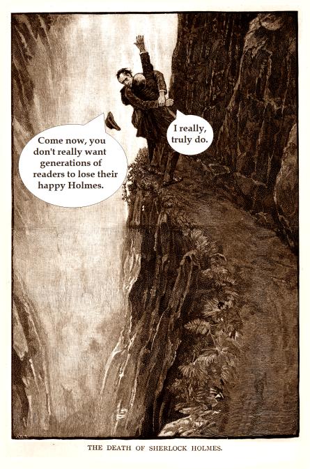 Happy Holmes