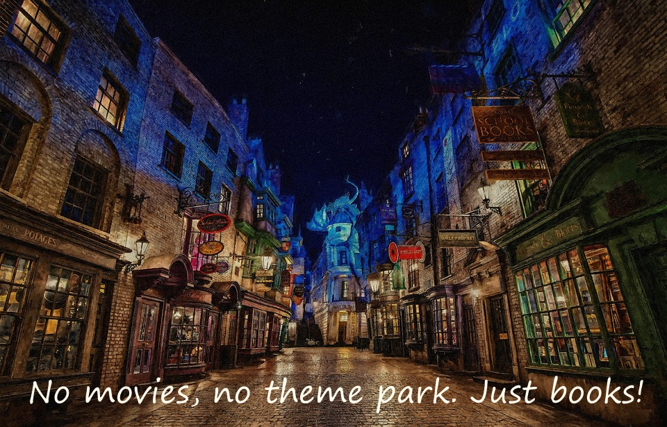 diagon alley ii