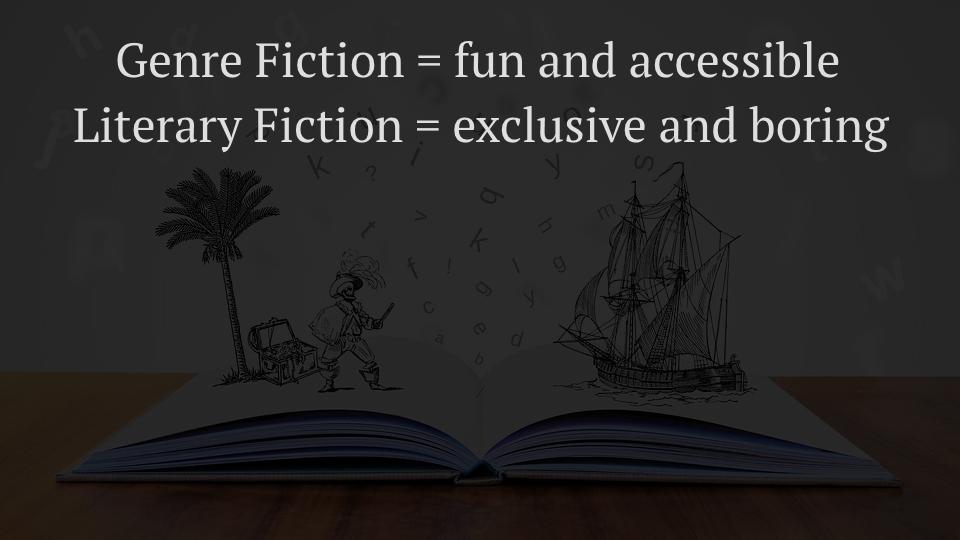 genre fiction is iv